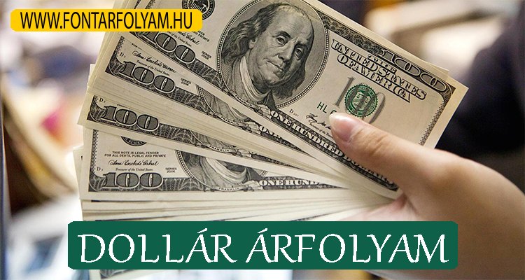 árfolyam dollár