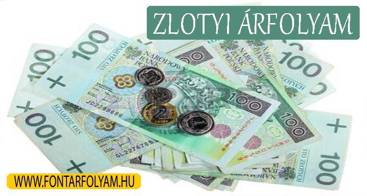 zlotyi árfolyam