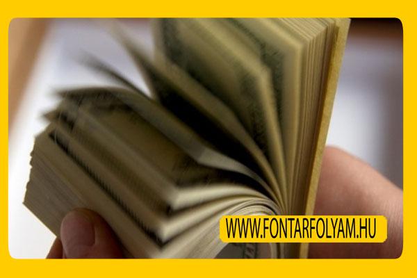 30 Dollár Hány Forint Valuta árfolyam