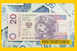 RON története valuta árfolyam