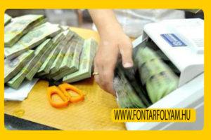 RON váltas valuta árfolyam