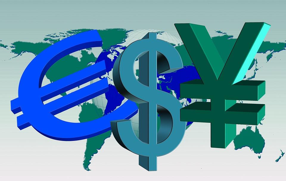 A világ valutái